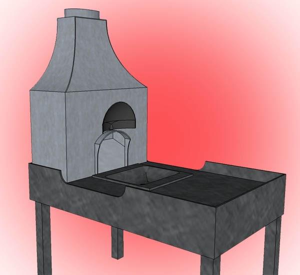 Blacksmith Forge Hoods ~ Ironangel forge blacksmith lessons the side draft