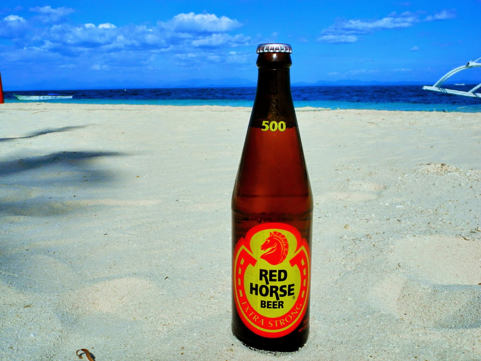 Red horse beer wallpaper - photo#11