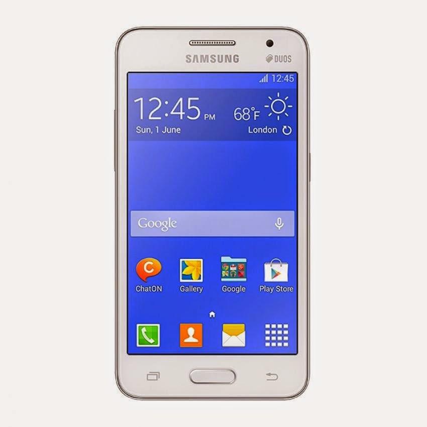 Spesifikasi dan Harga Samsung Galaxy Core 2 | Tampil Baru dengan Andrid Kitkat 4.4.2!