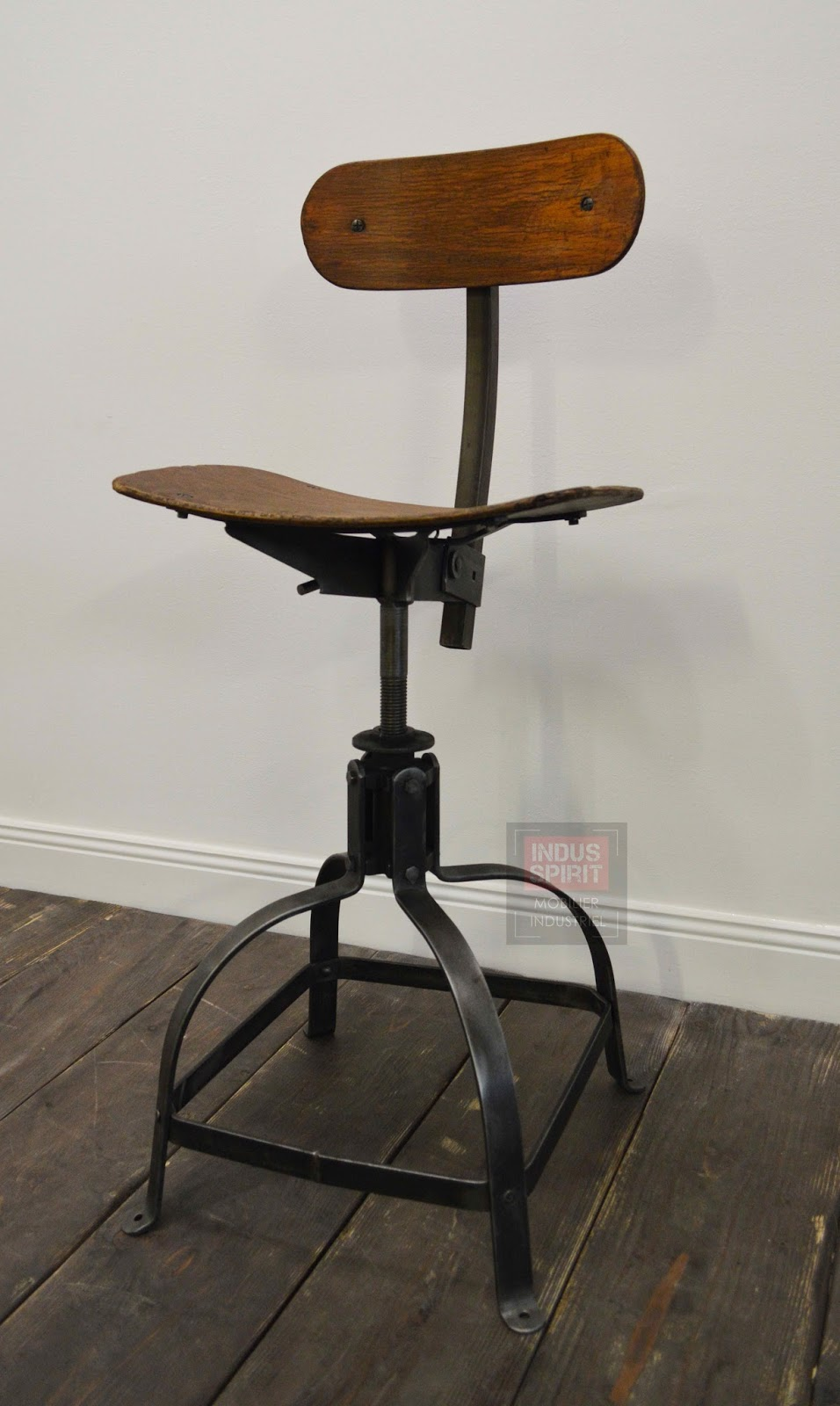 Ancienne chaise bienaise - Chaise escabeau ancienne ...