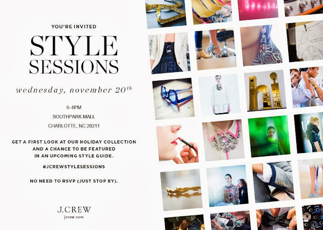 J. Crew Style Sessions South Park