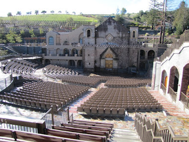 Paul Masson Winery- Concert Venue