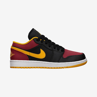 Air Jordan 1 Low Men's Shoe # 553558-035