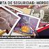 Nuevo Diario - Edición #459   Alerta de Seguridad: Herbert