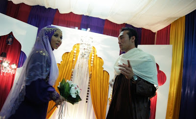 gambar pertunangan khairul fahmi che mat