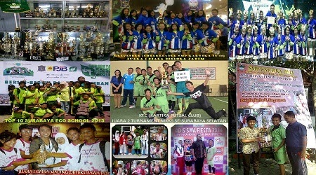 Prestasi SMP Kartika IV-11 Surabaya