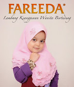 Calon Model FAREEDA Kids