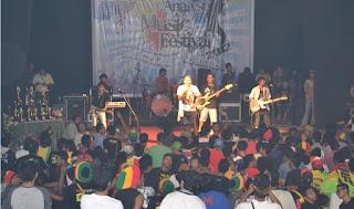 AMFIS 2012 se Pulau Lombok
