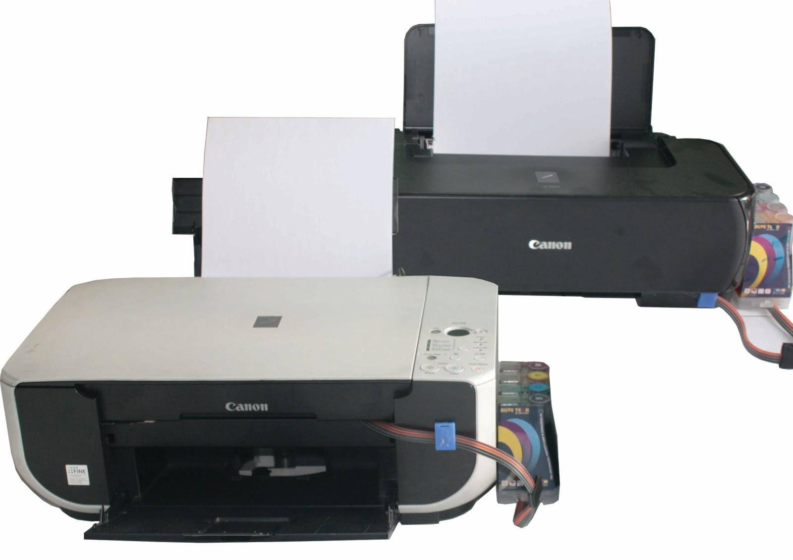 Как сделать принтер canon