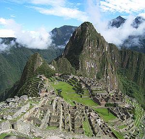 Machu Picchu Peru fotos