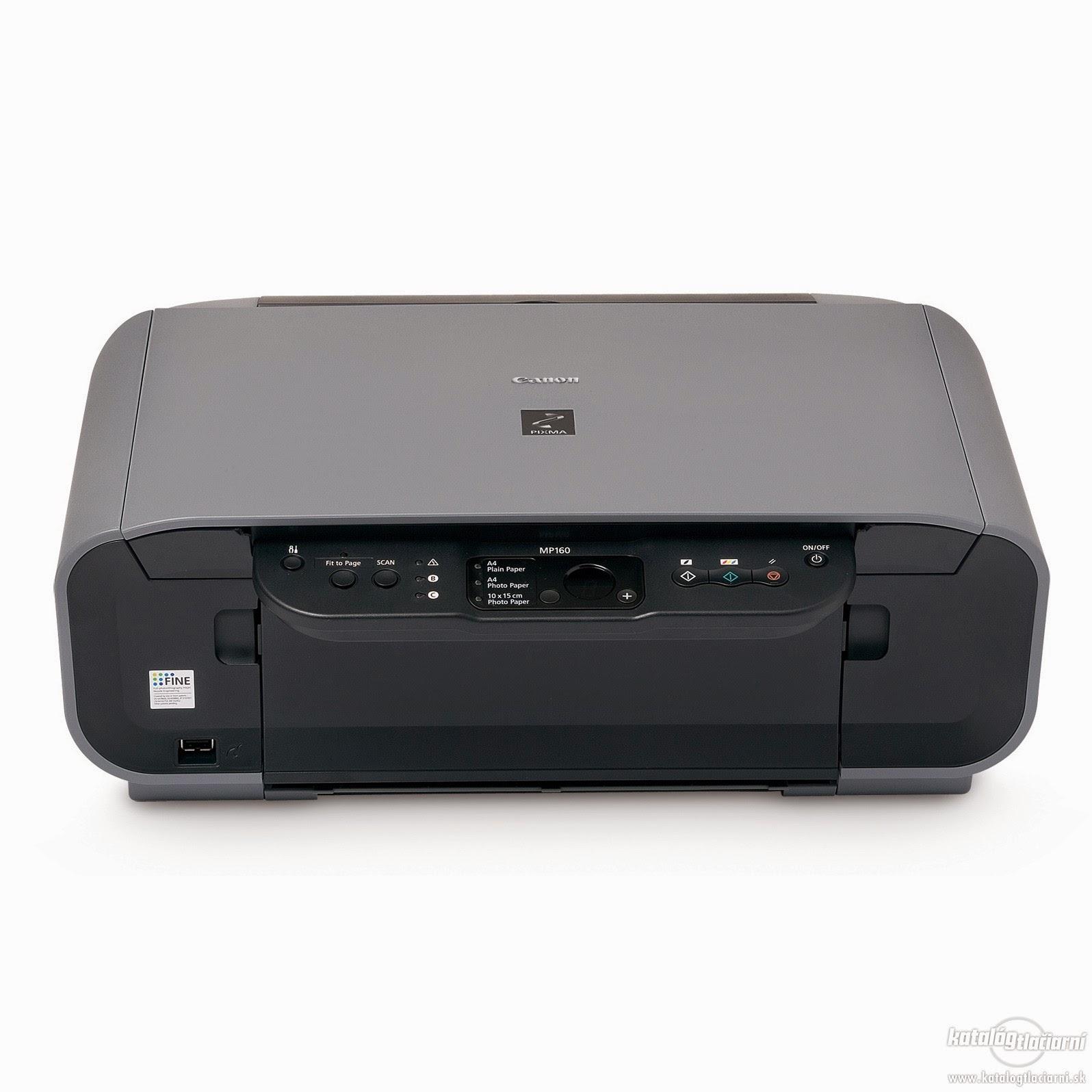 Скачать драйвер для принтера canon pixma mp210