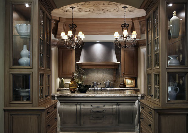This Gorgeous Rich Space Love The Beautiful Furniture Like Cabinets