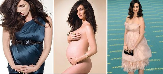 Paz Vega embarazada