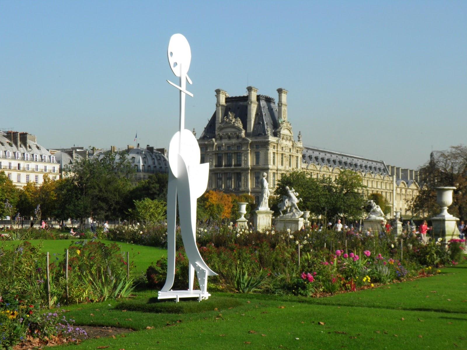 La fiac aux tuileries parisian touch for Fiac 2015 jardin des tuileries