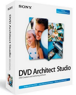Sony DVD Architect Studio crack serial number free download