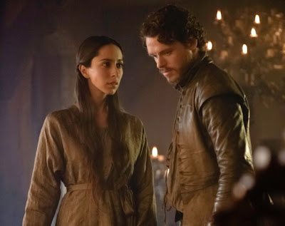 Robb and his wife