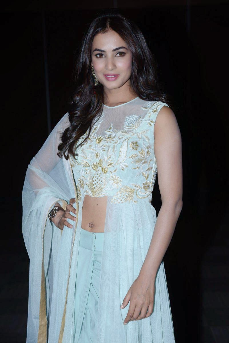 Sonal Chauhan Hot Navel Gallery