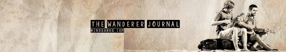 Hinds Brothers - The Wanderer Journal