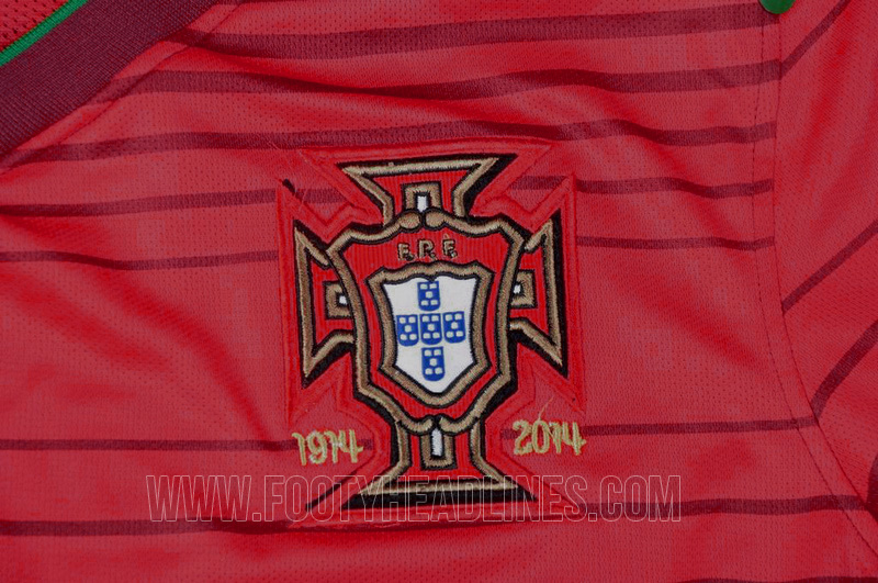 Photos: Portugal's 2014 World Cup kit! | Manslife.gr