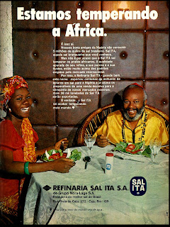 propaganda refinaria sal ita s. a. - 1972; 1972; os anos 70; propaganda na década de 70; Brazil in the 70s, história anos 70; Oswaldo Hernandez;