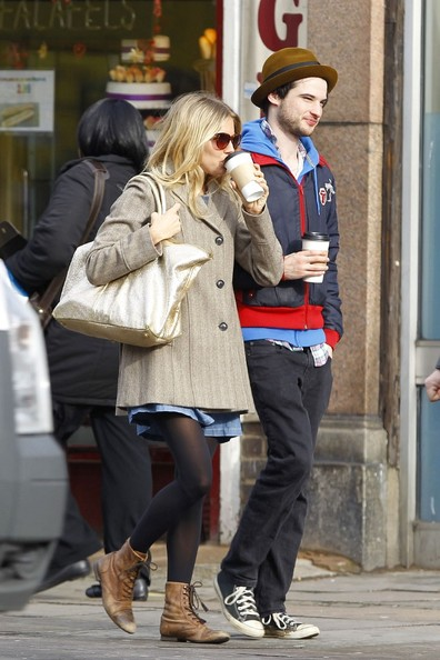 Sienna Miller Is Pregnant