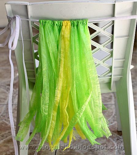 Гавайская юбка хула своими руками 42