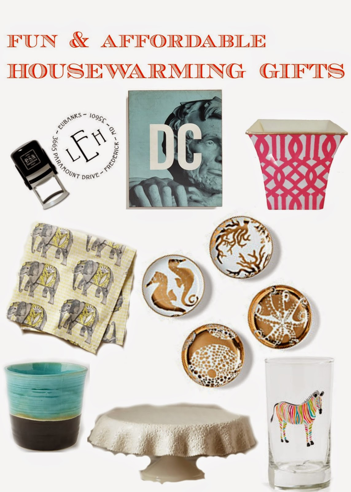 100 Housewarming Gifts Housewarming Basket Ideas
