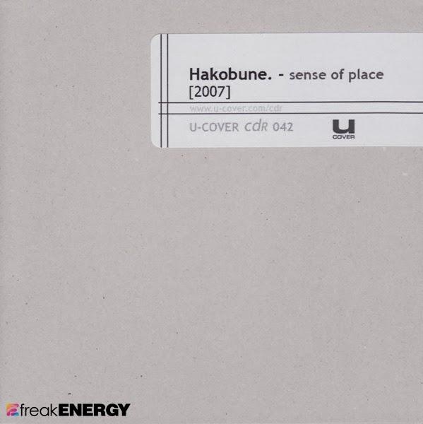 Hakobune - Sense Of Place