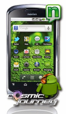 Harga nexian journey android 2011