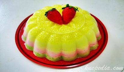 Multicolour Sago Jelly