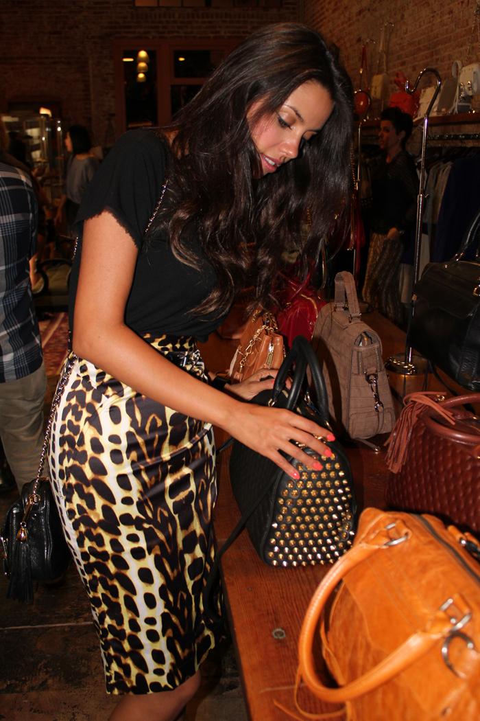 Vivaluxury Fashion Blog By Annabelle Fleur Rebecca Minkoff Party Hosted By Agyness Deyn