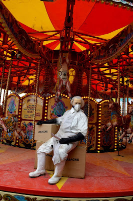 Merry Go Around Dismaland