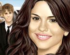 Selena Gomez Gerçek Makyaj Yeni