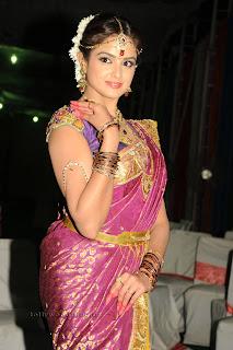 Asmita Sood in Telugu Bridal Attire 005.jpg