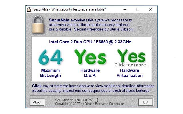 الكمبيوتر باستخدام securable securable.png