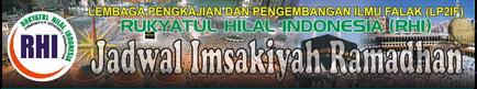 Jadwal Imsakiyah, Ramadhan