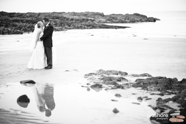 talland bay wedding beach wedding cornwall