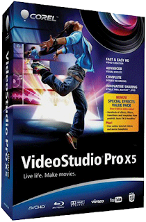 Video / Film , Free Download Corel Video Studio Pro X5 Crack Serial
