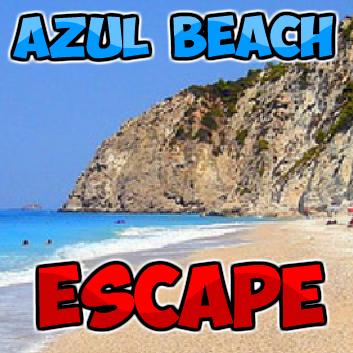 Juegos de escape Azul Beach Escape