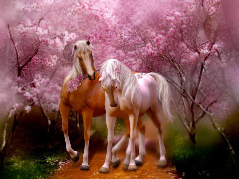 Il rifugio degli elfi mezzi di trasporto 2a parte for Disegni cavalli alati