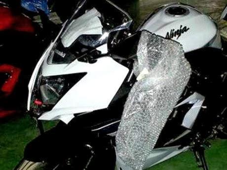 Kawasaki Ninja 250 Siap diluncurkan