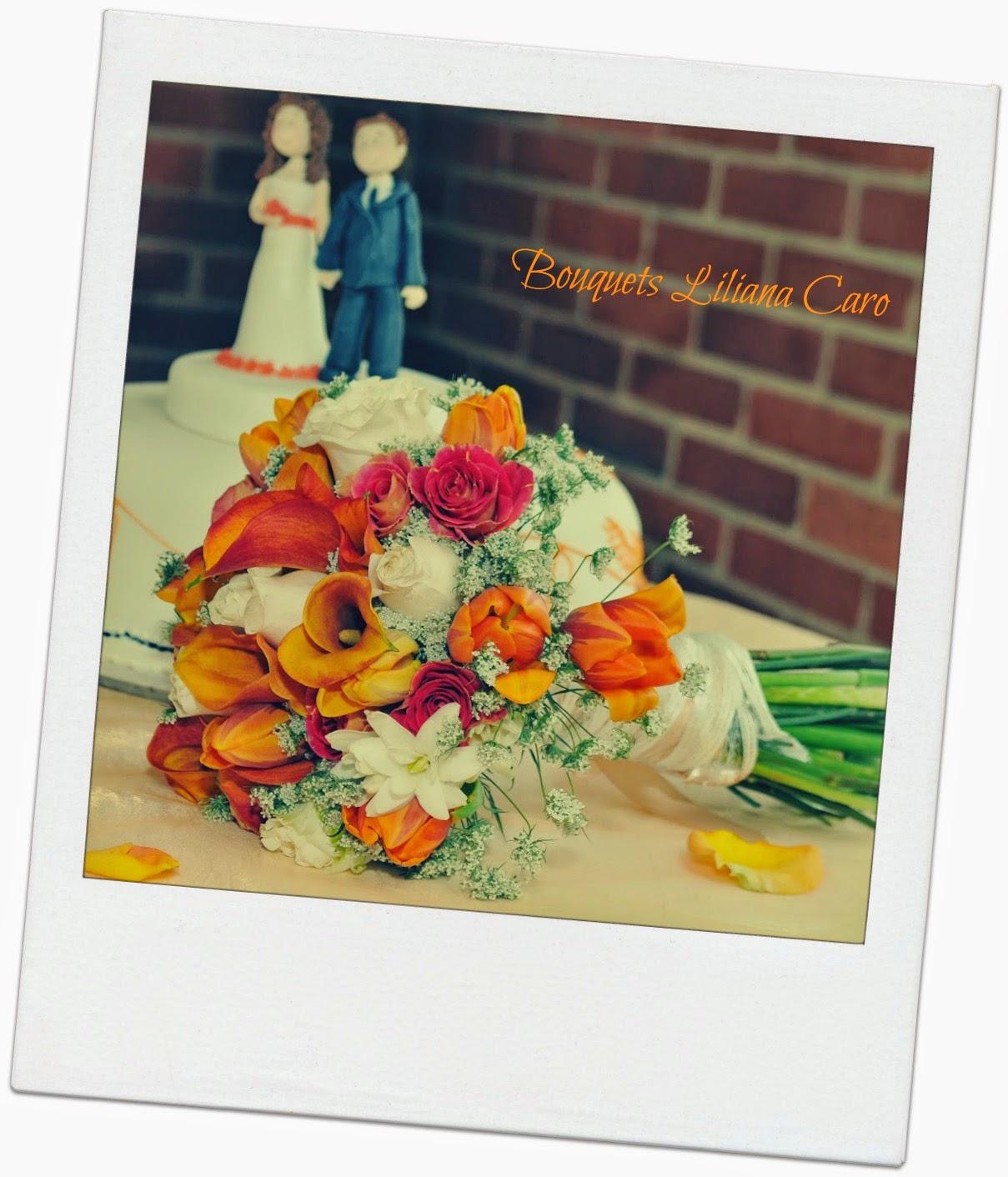 Diseño de bouquets