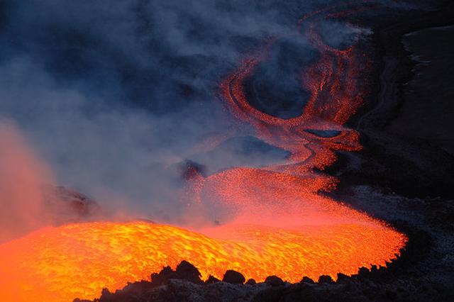 Мартин Ритце,Martin Rietze,вулкан,действующий вулкан,вулканы,фото вуканов