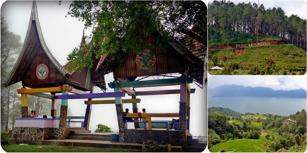 Puncak Lawang Sumatera Barat