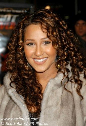 Adrienne Bailon Hairstyles