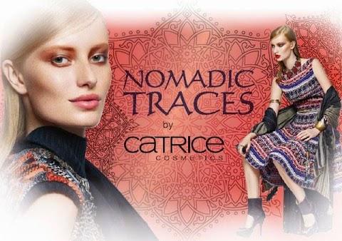 Catrice Nomadic Traces 2015 Vasara riboto leidimo kolekcija (anonsas)