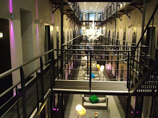 Begini jadinya kalau penjara dijadikan hotel mewah