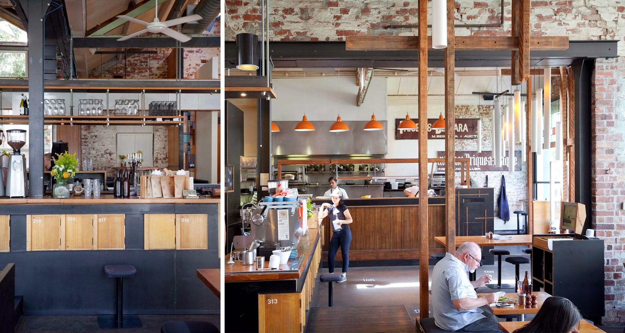 Auction House Melbourne Cafe