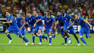 Video Adu Penalti Inggris Vs Italy Euro 2012