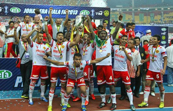Kelantan juara piala FA